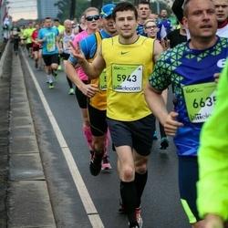 The 26th Lattelecom Riga Marathon - Uladzimir Hurynovich (5943)