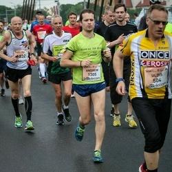The 26th Lattelecom Riga Marathon - Andrew Flood (1305)
