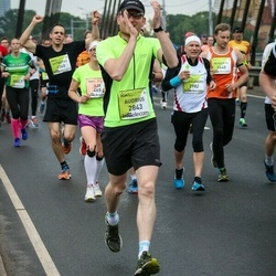 The 26th Lattelecom Riga Marathon - Audrius Ceponis (2843)