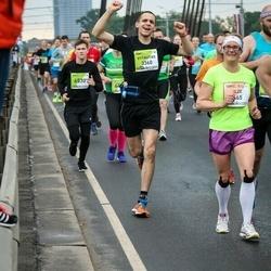 The 26th Lattelecom Riga Marathon - Vytautas Miežys (3360), Timurs Kaņeps (6530)