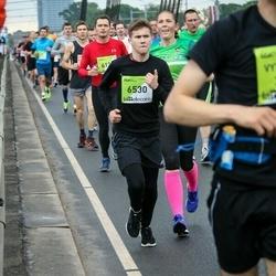 The 26th Lattelecom Riga Marathon - Timurs Kaņeps (6530)