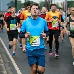 The 26th Lattelecom Riga Marathon - Joe Primarolo (3696)