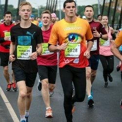 The 26th Lattelecom Riga Marathon - Haralds Ulmanis (3947), Jānis Šulcs (5828)