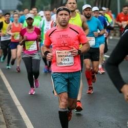 The 26th Lattelecom Riga Marathon - Gintaras Pupininkas (1393)
