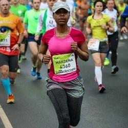 The 26th Lattelecom Riga Marathon - Makoena Moloto (4360)
