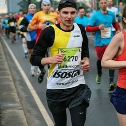 The 26th Lattelecom Riga Marathon - Monta Ločmele (2850), Andris Jonelis (6270)