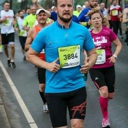 The 26th Lattelecom Riga Marathon - Mārcis Mauriņš (3884)