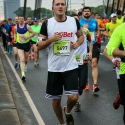 The 26th Lattelecom Riga Marathon - Andris Grīnbergs (5497)