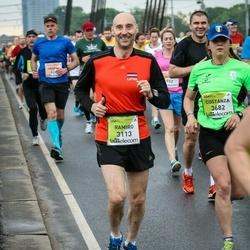 The 26th Lattelecom Riga Marathon - Ramiro Grandāns (3113)