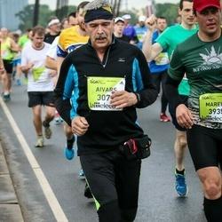 The 26th Lattelecom Riga Marathon - Aivars Kļaviņš (3071)