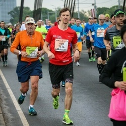 The 26th Lattelecom Riga Marathon - Uģis Holsts (1414), Guntis Doļģis (3295)