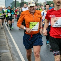 The 26th Lattelecom Riga Marathon - Guntis Doļģis (3295)