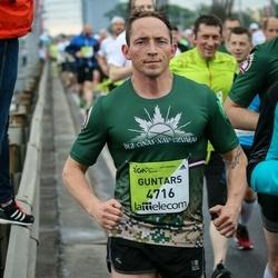 The 26th Lattelecom Riga Marathon - Guntars Žakovka (4716)