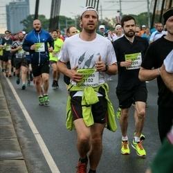 The 26th Lattelecom Riga Marathon - Artūrs Lasmanis (3102)