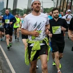 The 26th Lattelecom Riga Marathon - Artūrs Lasmanis (3102), Ingemārs Ivanovskis (3205)