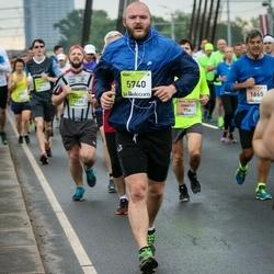 The 26th Lattelecom Riga Marathon - Zane Garokalne (5740)