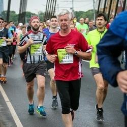 The 26th Lattelecom Riga Marathon - Andris Segliņš (3255), Ivars Veismanis (3471)