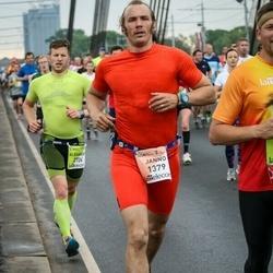 The 26th Lattelecom Riga Marathon - Janno Pajupuu (1379)