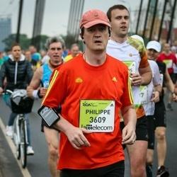 The 26th Lattelecom Riga Marathon - Philippe Mangin (3609)