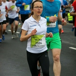 The 26th Lattelecom Riga Marathon - Elīna Sedliņa (3504)