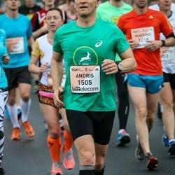 The 26th Lattelecom Riga Marathon - Andris Jansons (1505)