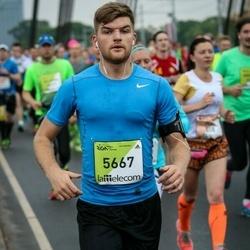 The 26th Lattelecom Riga Marathon - Jānis Androņiks (5667)