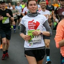 The 26th Lattelecom Riga Marathon - Aleksandra Bondarenko (6577)