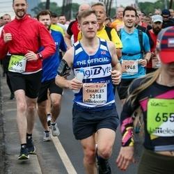 The 26th Lattelecom Riga Marathon - Charles Higginson (1318)