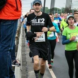 The 26th Lattelecom Riga Marathon - Maksims Nemcenko (1674)