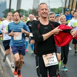 The 26th Lattelecom Riga Marathon - Jesper Eegholm (1116)