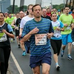 The 26th Lattelecom Riga Marathon - Nikolas Kadegis (1175)