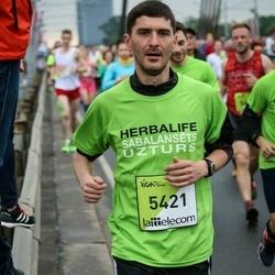 The 26th Lattelecom Riga Marathon - Sergejs Gorevalovs (5421)