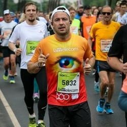 The 26th Lattelecom Riga Marathon - Mārtiņš Tihanovs (5832)
