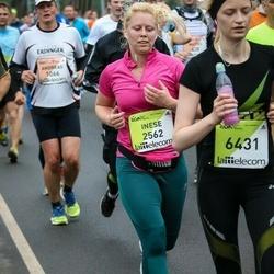 The 26th Lattelecom Riga Marathon - Inese Pētersone (2562)