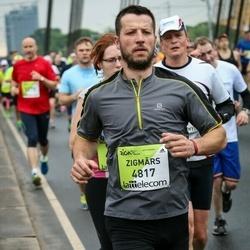 The 26th Lattelecom Riga Marathon - Zigmārs Kuršāns (4817)