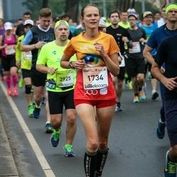 The 26th Lattelecom Riga Marathon - Madara Apsalone (1734)