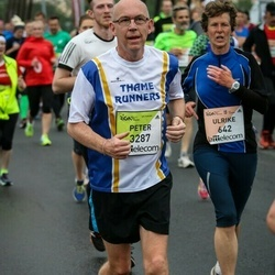 The 26th Lattelecom Riga Marathon - Peter Neal (3287)