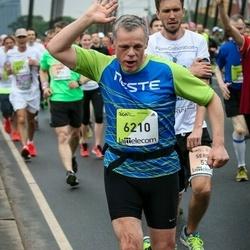 The 26th Lattelecom Riga Marathon - Audrius Miezys (6210)
