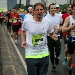 The 26th Lattelecom Riga Marathon - Viesturs Grīnbergs (5090)