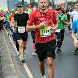 The 26th Lattelecom Riga Marathon - Dmitrijs Soldatenko (5639)