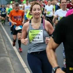 The 26th Lattelecom Riga Marathon - Tamara Bičkova (5018)