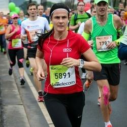 The 26th Lattelecom Riga Marathon - Līga Putniņa (5891)