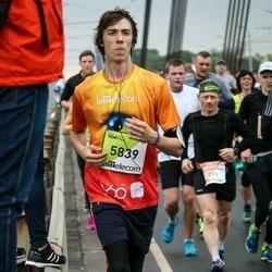 The 26th Lattelecom Riga Marathon - Dāvis Zaķis (5839)