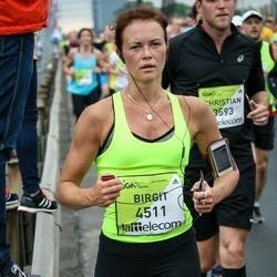 The 26th Lattelecom Riga Marathon - Birgit Potter (4511)
