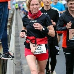 The 26th Lattelecom Riga Marathon - Jeanine Draszcz (1333)