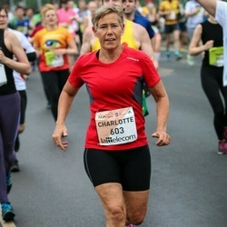 The 26th Lattelecom Riga Marathon - Charlotte Poulsen (603)