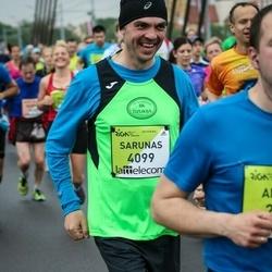 The 26th Lattelecom Riga Marathon - Sarunas Klegeris (4099)