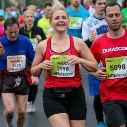 The 26th Lattelecom Riga Marathon - Māra Engelbrehta (3998)