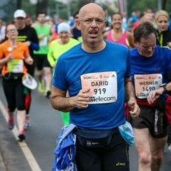 The 26th Lattelecom Riga Marathon - Dario Migliorini (919)