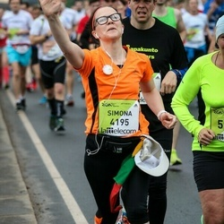 The 26th Lattelecom Riga Marathon - Simona Labiniene (4195)